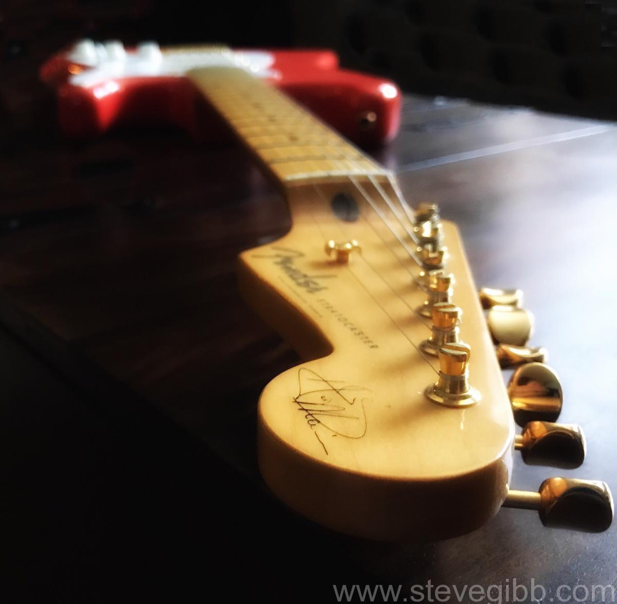 Niedlich Steve Fender Stratocaster Schaltplan Fotos - Der ...
