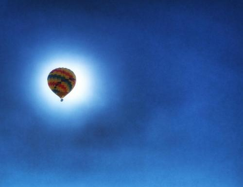 Balloon Eclipse 1